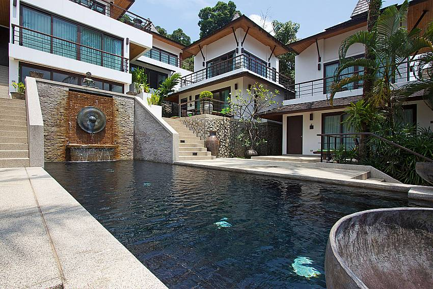 1. communal pool by Nirano Villa 26 Phuket