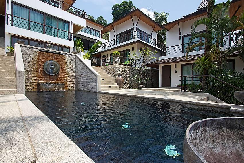 1. communal pool by Nirano Villa 26 Phuket