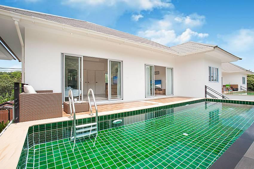 3 bedroom Villa Inigo No.2 Choeng Mon Koh Samui Thailand