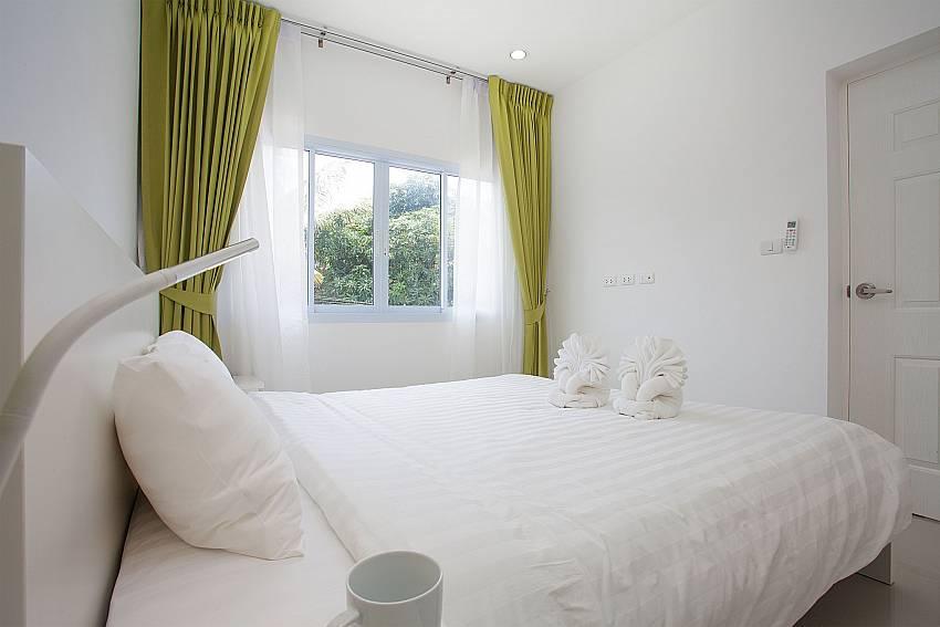 3. bedroom on the ground floor at Villa Inigo No.2 Choeng Mon Samui
