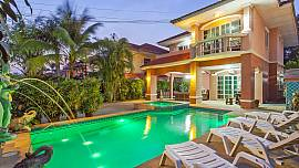 Baan Duan Chai - 5 Bed - Deluxe Holiday Villa with Pool