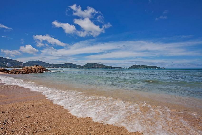 Kalim beach by Villa Balie West Phuket