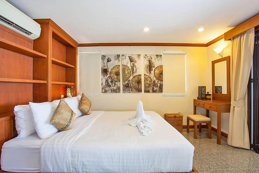 3. double bedroom at Villa Balie West Phuket