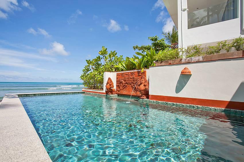 Villa Balie with Pool on Kalim Beach Phuket