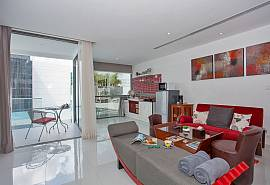 Sadhay A2 Condo | 1 Bed Studio with Facilities in Patong Phuket