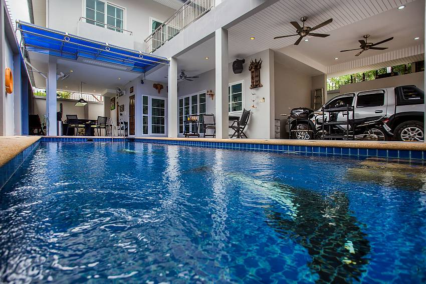 Jomtien Sunrise Villa Pattaya with private pool