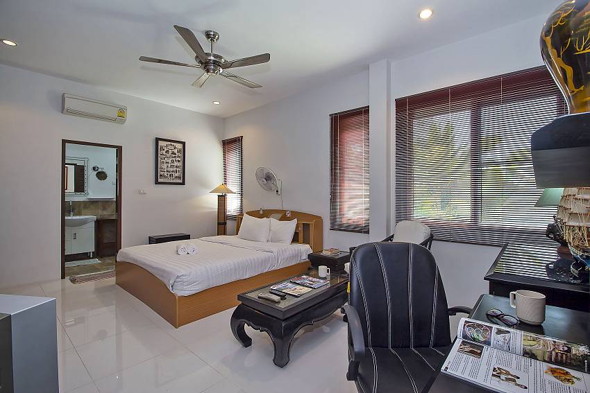 Jomtien Sunrise Villa | 3 Bed Villa in Jomtien Pattaya