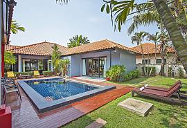 Fandango Villa | 3 Bed Party Villa at Na Jomtien South of Pattaya