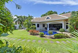 Pattaya Presidential Villa | 3 Bed Executive holiday house in Pattaya
