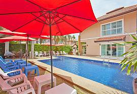 Moonlight Villa | 4 Bed Ultra-Modern Holiday Home in Pattaya