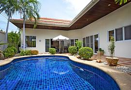 Baan Tawan One | 2 Bed Pool Villa on Pratumnak Hill South Pattaya