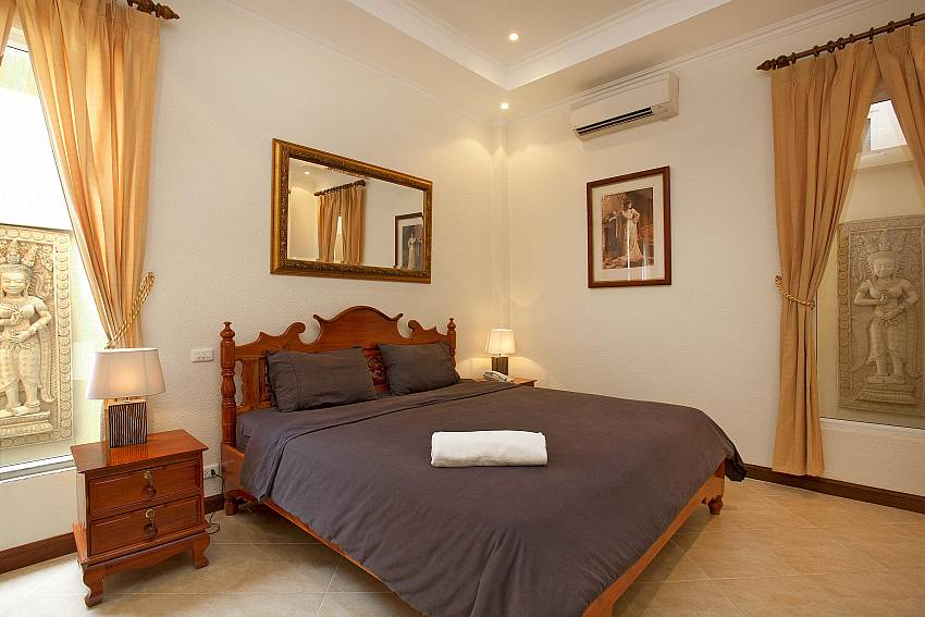 Second bedroom Of Baan Tawan One