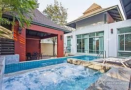 Villa Mentha   Chic 2 Bed Pool Home in Jomtien Pattaya