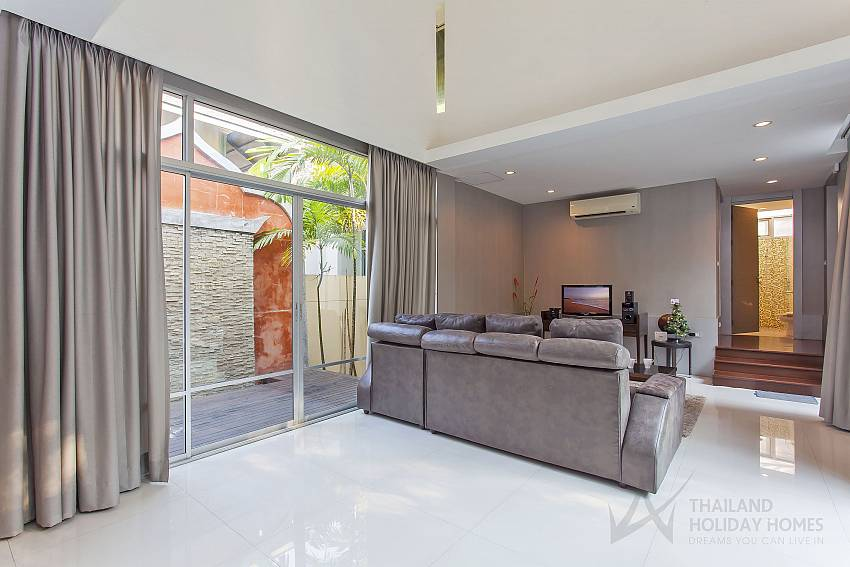 Villa Mentha | Chic 2 Bed Pool Home in Jomtien Pattaya