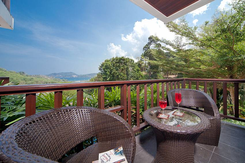 Patong Hill Estate Five | 5 Bed Pool Villa with Ocean View Patong Phuket
