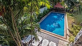 Baan Suan Far-Sai - 5 Bed - Luxury House 400m from Beach