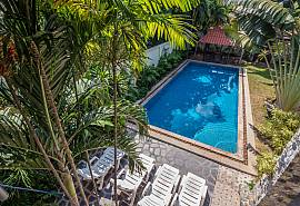 Baan Suan Far-Sai | 5 Bed Pool Villa near Beach at Pratumnak Hill Pattaya