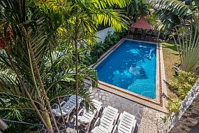 Villa Baan Suan Far Sai in Pattaya
