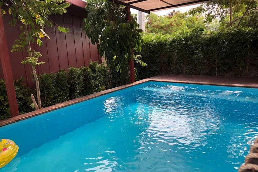 Tropical Spring Resort | Single Bungalow with Private Pool sleeps 2 in South Pattaya