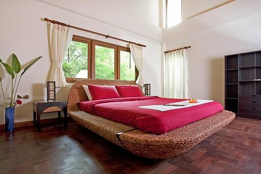 Аренда виллы в Паттайе: Baan Suan Far-Sai, 5 Спален. 9890 бат в день