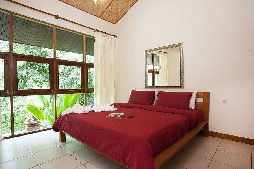 Third Bedroom-baan-suan-far-sai_5-bedroom_luxury-pool-villa_jomtien_pattaya_thailand