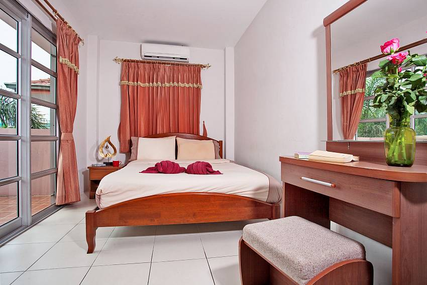Bedroom 3-Baan Duai Chai_5 bedroom villa_Jomtien_Pattaya