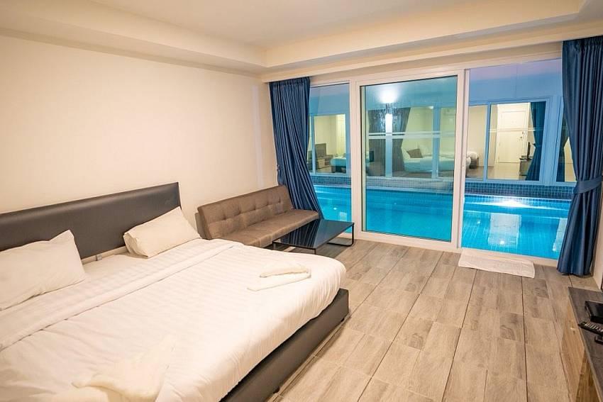 DJ Pool Resort | 20 Rooms Resort with Private Pool 600m to Jomtien Beach