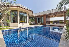 Shadow Shades Villa | Tranquil 3 Bedroom family home in East Pattaya