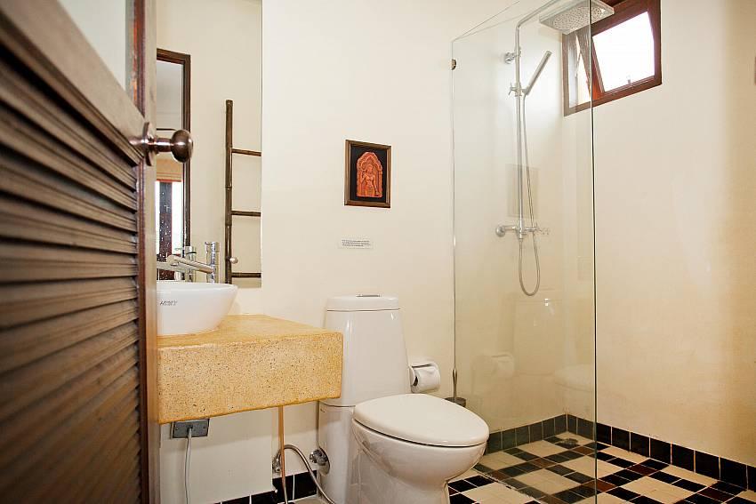 Shower Room Of Villa Samoot Sawan