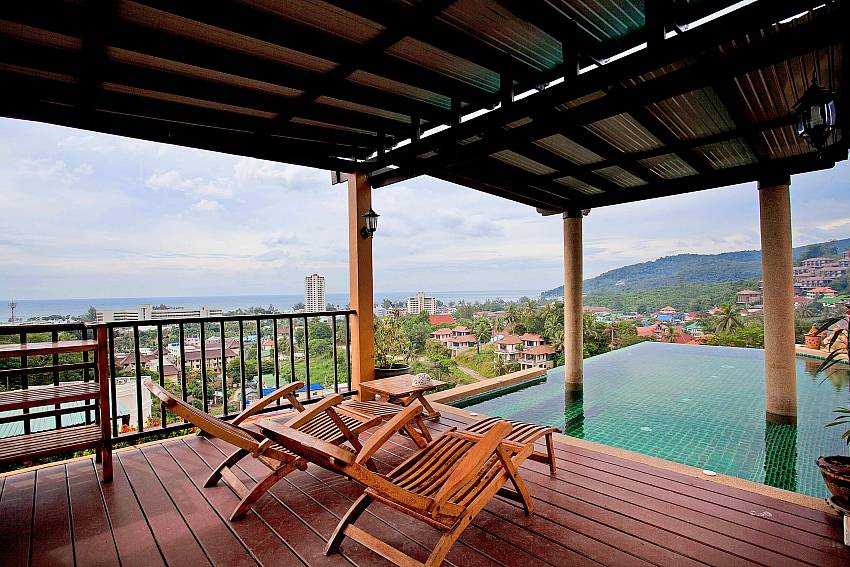 Covered sun deck and Infinity Pool-baan-pa-nom_3-bedroom_hillside-villa_infinity-pool_karon_phuket_thailand