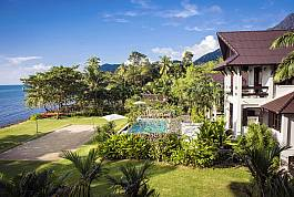Spacious 4 Bedroom Beachfront Pool Villa With Large Gardens Koh Chang