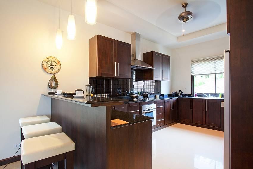 Modern Kitchen-villa-kaimook-andaman_6-bedroom_pool-villa_nai-harn_phuket_thailand