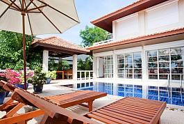 atemberaubende 2+ Schlafzimmer Pool Villa wenige Gehminuten zum Kata Strand Phuket