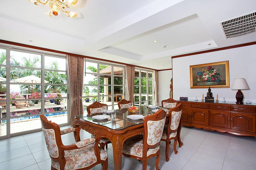 Dining Table-ruedi-villa_2+-bedroom_private_pool_kata-beach_phuket_thailand
