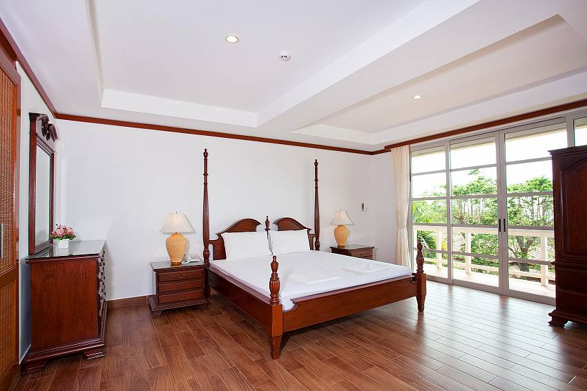 Second Bedroom-ruedi-villa_2+-bedroom_private_pool_kata-beach_phuket_thailand