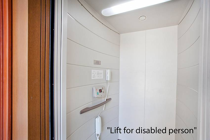 Elevator for Disabled Access-ruedi-villa_2+-bedroom_private_pool_kata-beach_phuket_thailand