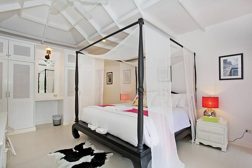 Bedroom 2-Pattaya Luxury Villa-Buraran Suites