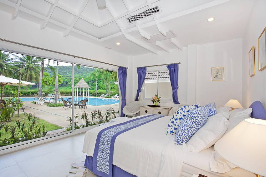 Bedroom 3-Pattaya Luxury Villa-Buraran Suites