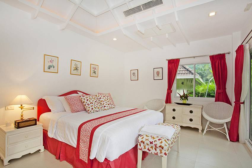 Bedroom 4-Pattaya Luxury Villa-Buraran Suites