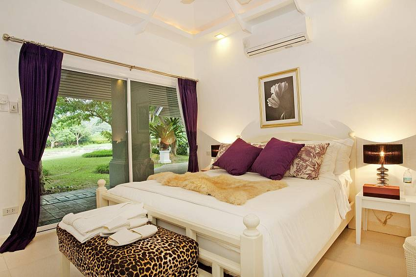 Bedroom 5-Pattaya Luxury Villa-Buraran Suites