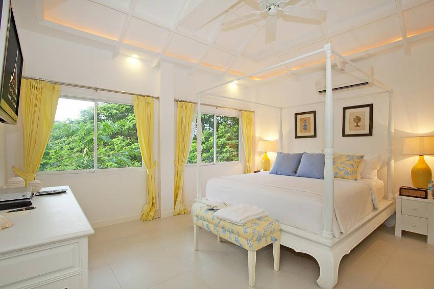 Bedroom 6-Pattaya Luxury Villa-Buraran Suites