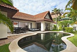 Relaxing place to stay in Pattaya, View Talay Villa 2 Bed rooms Villa for Rent In Jomtien Pattaya Walking Distance to Jomtien Beach, Pattaya Thailand Villa for Rent by Thailand Holiday Homes Company Limited.