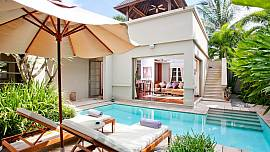 Diamond Villa No.106 - 2 Bed - Tranquil Outside Garden and Pool