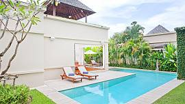 Diamond Villa No.103 - 3 Bed - Private Swimming Pool and Resort Facilites