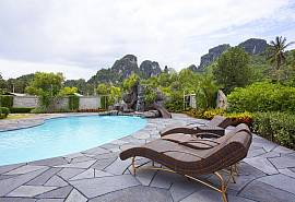 Baan Sang Dow | 2 Bed Villa with Communal Pool in Countryside of Krabi