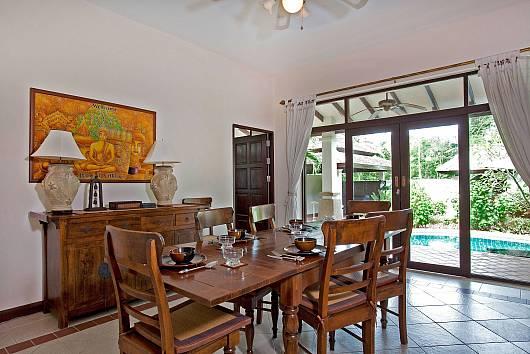 Аренда виллы на Самуи: Bamboo Villa P11, 3 Спальни.  бат в день