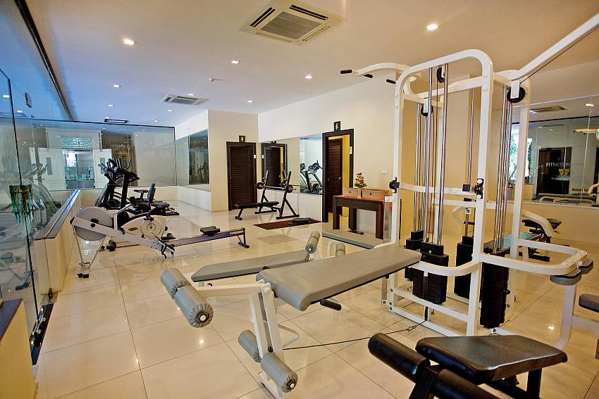 Fitness Gym-Nirvana Place_Pattaya_Thailand