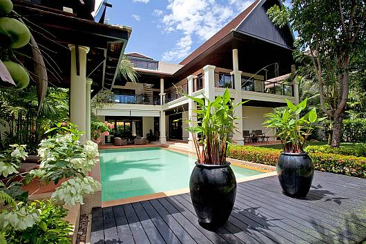 Rent Phuket Villas: Maan Tawan Villa, 4 Bedrooms. 17836 baht per night