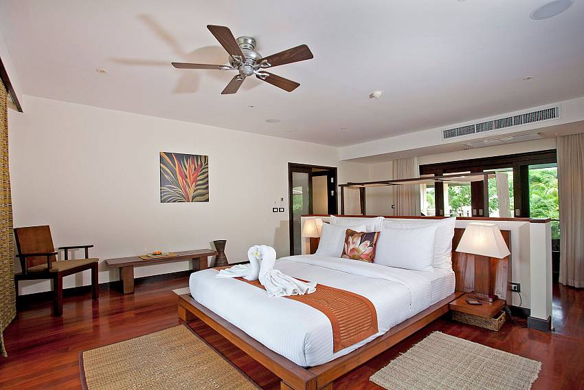 Second Master Bedroom_maan-tawan_4-bedroom_private-pool-villa_layan-beach_phuket_thailand