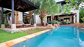 Chom Tawan Villa - 4 Bed - Quick Walk to Layan Beach